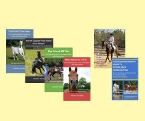 Equine Books Banner for Website