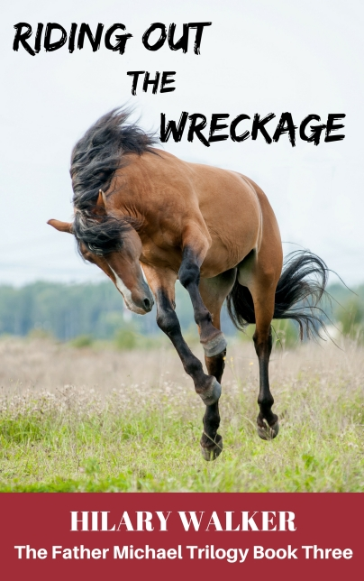Wreckage Book Cover