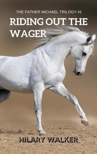 wager new book cover five