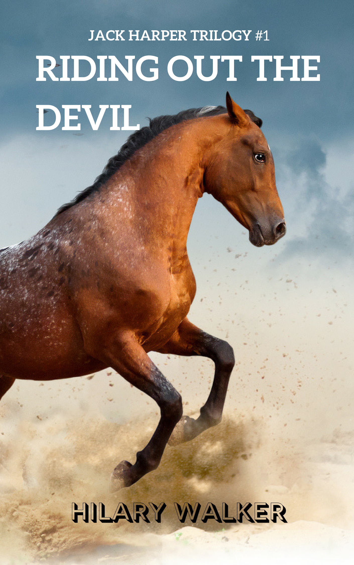 Devil Cover for Paperback